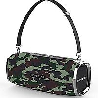 Портативная беспроводная стерео колонка Hopestar A6 c Bluetooth, USB и MicroSD Камуфляж