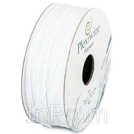 PETG пластик для 3D принтера белый 1,75мм (400м / 1,2кг), фото 2