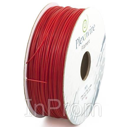 PETG пластик для 3D принтера красный 1,75мм (400м / 1,2кг), фото 2