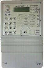Счетчик электрической энергии трехфазный многотарифный CTK3-05 Q2H6Mt, УВП