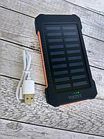 Внешний аккумулятор Power Bank 10400mAh Voltex VXS-240.22 black/orange