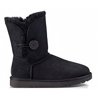 UGG женские Bailey Button черные 36 р., фото 1