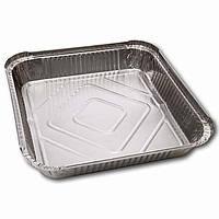 SP88L/2000мл контейнер из пищевой алюминиевой фольги, 50шт/уп