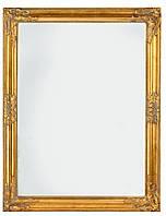 🏡Зеркало настенное с деревянной рамкой 70х90 см золото | зеркало, напольное зеркало, зеркало большое, зеркало напольное с ножкой, зеркало с ножкой,