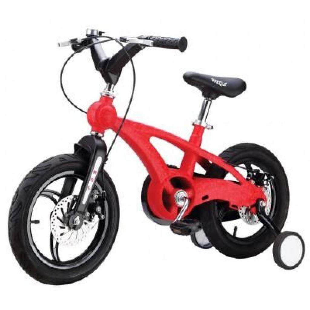 Детский велосипед Miqilong YD Красный 14` (MQL-YD14-Red)