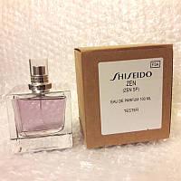 Shiseido Zen for Men (Шисейдо Зен фо Мэн) парфюмированная вода - тестер, 100 мл, фото 1