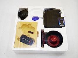 Автосигнализация Car Alarm KD 3000, противоугонное устройство, анти-вор автомобильный, сигнализация в машину