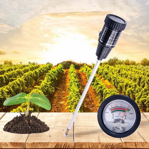 PH-метр влагомер почвы ZD-06