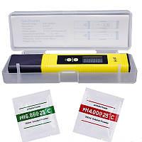 Цифровой pH метр pH-02 (ATC), фото 1