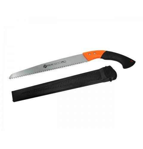 Ножовка садовая POLAX 300 мм с чехлом
