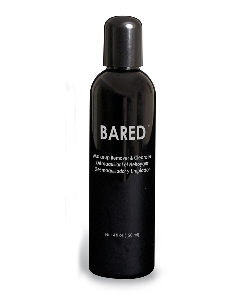 MEHRON Средство для снятия макияжа и грима BARED™ Makeup Remover and Cleanser, 120 мл