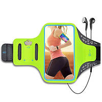 Чехол на руку для смартфона Ultra зеленый, фото 1