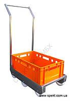 Тележка  для транспортировки ящиков Е2