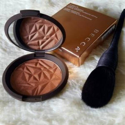 BECCA Shimmering Skin Perfector Bronzed Amber, фото 2