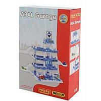 Игровой набор Polesie Паркинг ARAL-2 4-уровневый с автомобилями (46093)