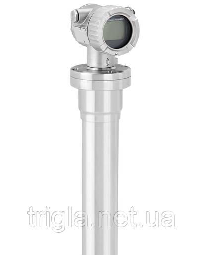 Радиометрическое измерение уровня и плотности Gammapilot FMG50