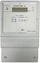 Счетчик электрической энергии трехфазный многотарифный CTK3-10 A1H9P.Ut