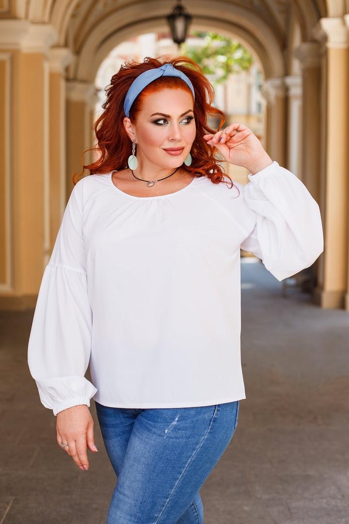 Женская блуза  42-44, 46-48, 50-52, 54-56