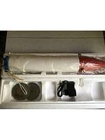 Торпеда для протяжки сетей пластиковая на радиоуправлении, защищенный корпус, луноход для зимней рыбалки