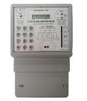 Счетчик электрической энергии трехфазный многотарифный CTK3-10 Q2H4Mt, фото 1