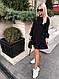 Платье женское с оборкой по низу стильное размер 42 44 46 Новинка 2019  есть много цветов, фото 7