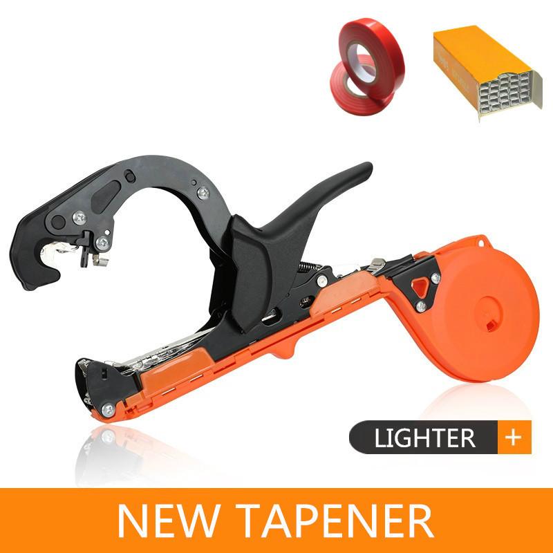 Степлер для подвязки TITAN 7 + скобы + 10 лент (набор)