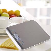 Весы кухонные Lux SF 2012 5 кг (проверенные, с батарейками), фото 1
