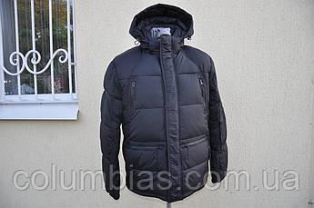 Распродажа зимняя мужская куртка дёшево