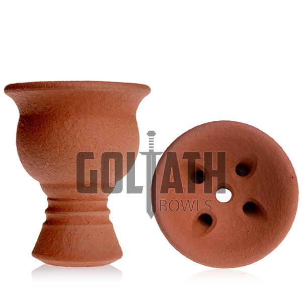 Чаша для кальяну Goliath Bowl - Simple, Brown (Голіаф Боулз)