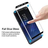 Защитное стекло для Huawei Honor 9 Lite Dual Sim Full glue 0.3 мм, 3D, с олеофобным покрытием) цвет черный