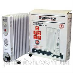 Масляный радиатор GrunhelmGR-1125
