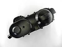 Крышка картера 4т GY6-50/60/80сс, колесо 10 (139QMB)