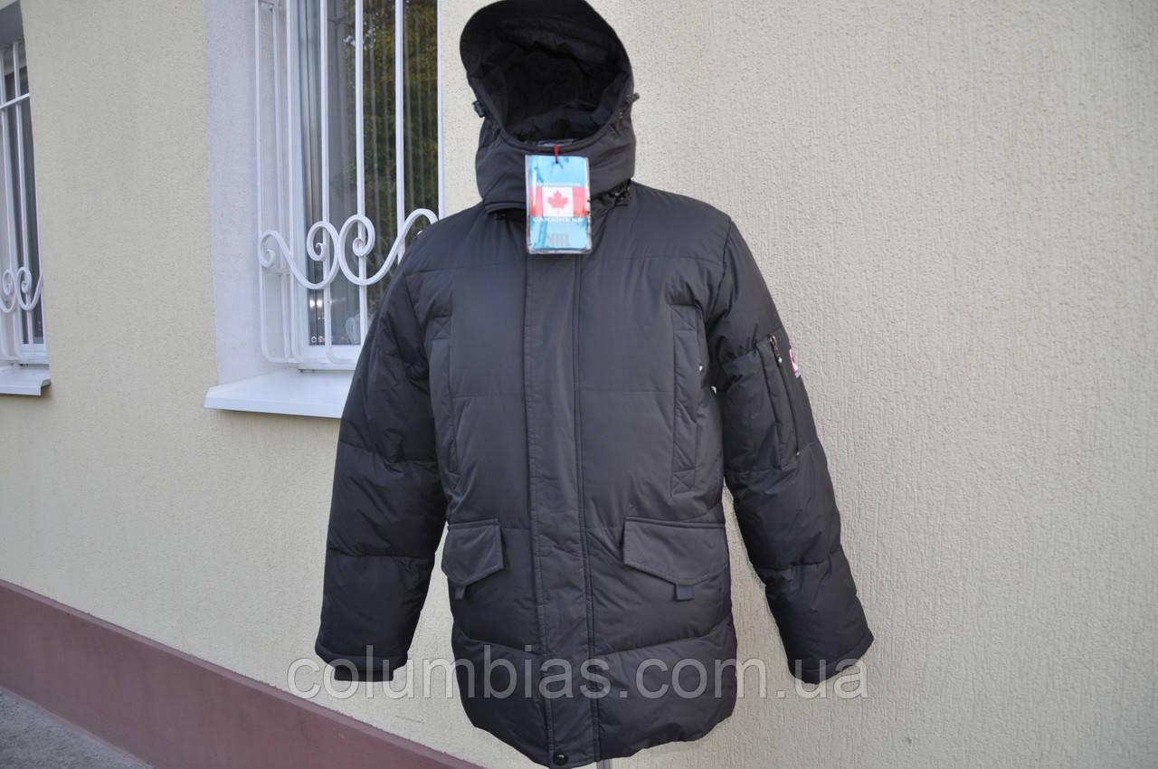Распродажа зимняя куртка канада