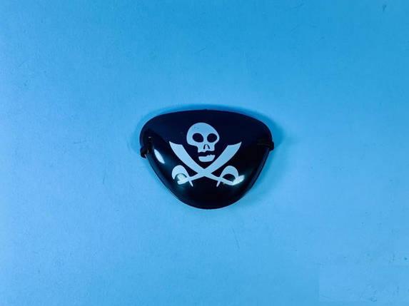 Повязка пирата на глаз, фото 2