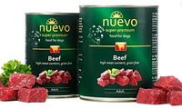 Консервы Nuevo Senior ягненок/говядина/овсянка для взрослых собак всех пород 400 гр.
