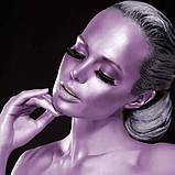 MEHRON Аквагрим сияющий Paradise, Purple - Violine (Пурпурный), 40 г, фото 2