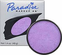 MEHRON Аквагрим сияющий Paradise, Purple - Violine (Пурпурный), 40 г, фото 1