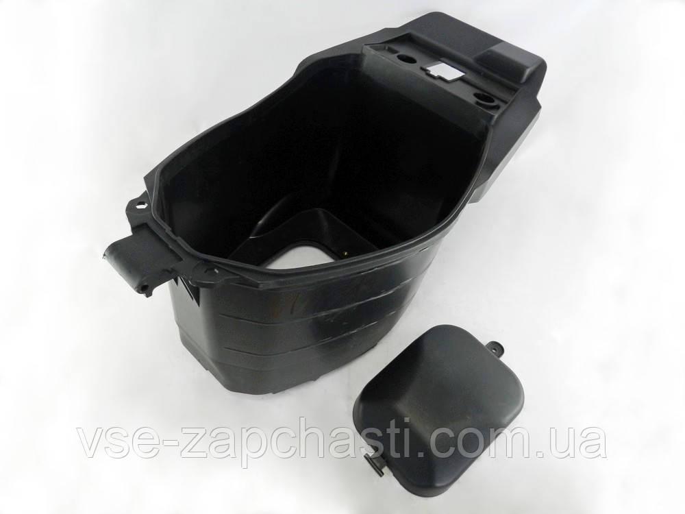 Багажник под сиденье (унитаз), Viper WIND с крышкой