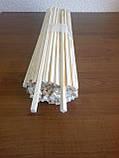 Палички для солодкої вати - від 100 шт З ПЕРЕДОПЛАТОЮ (400х5х5 мм), фото 3