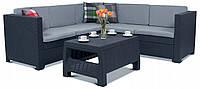 Комплект садовой мебели Allibert Provence Set, фото 1