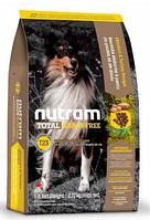 Корм холистик Nutram Total GF курица/утка для щенков и взрослых собак всех пород 11.34 кг