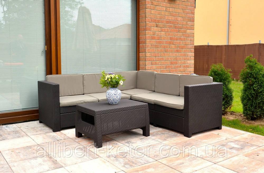 Комплект садовой мебели Keter Provence Set