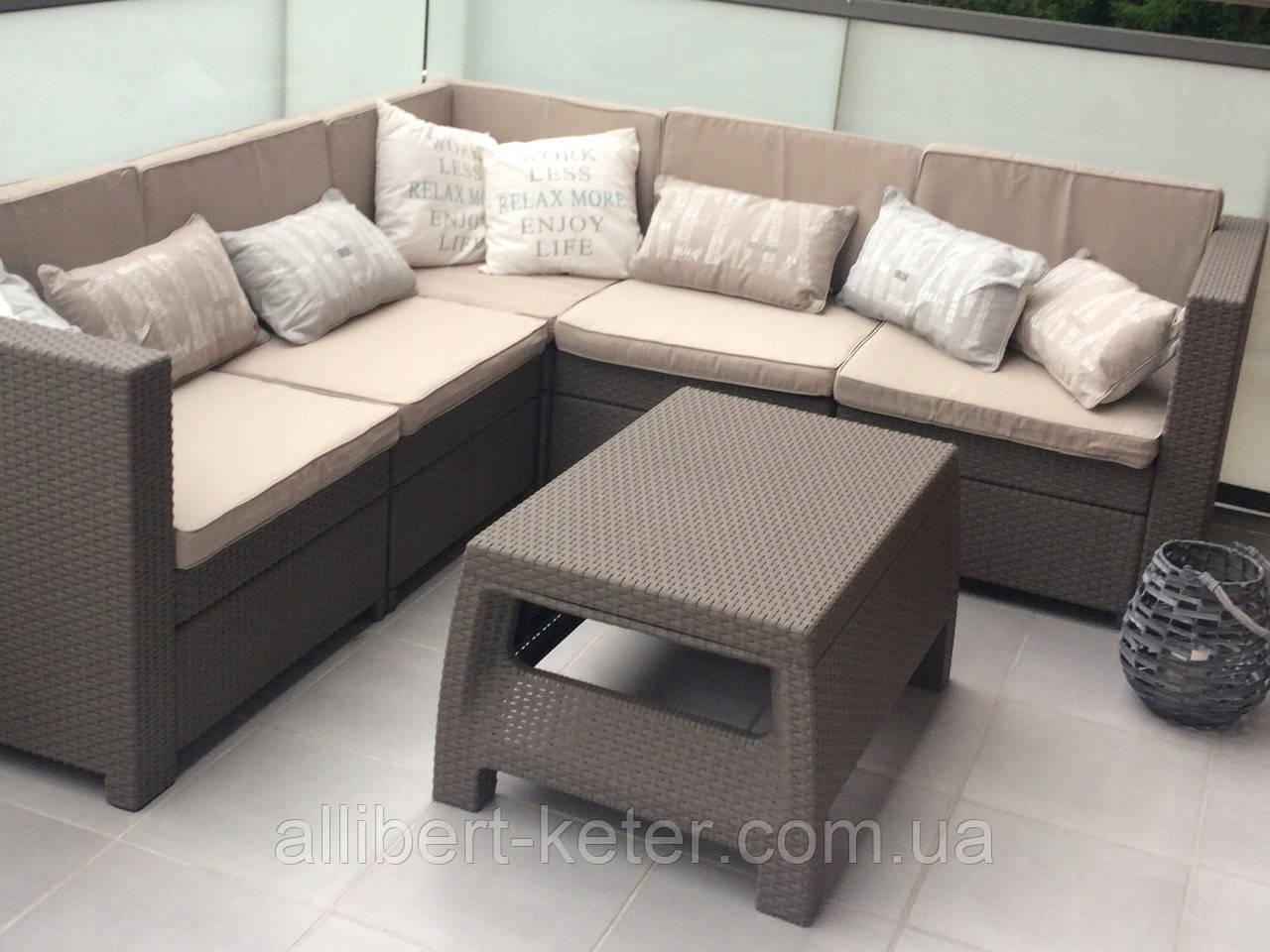 Комплект садовой мебели Curver Provence Set
