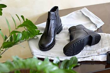 Женские кожаные ботинки Atomio Lardini