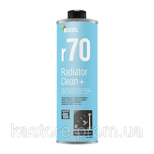 Присадка для радіатора (очисник системи охолодження) BIZOL Radiator Clean+ r70 0,25л