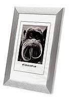 """Фоторамка из Алюминия """"серебро"""" матовое 3,0 см. Для грамот, дипломов, сертификатов, фото, плакатов, постеров."""