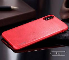 Чехол для iPhone Xs Max X-Level Vintage Case Красный
