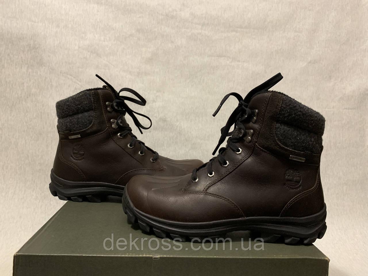 Ботинки Timberland (42.5) Оригинал