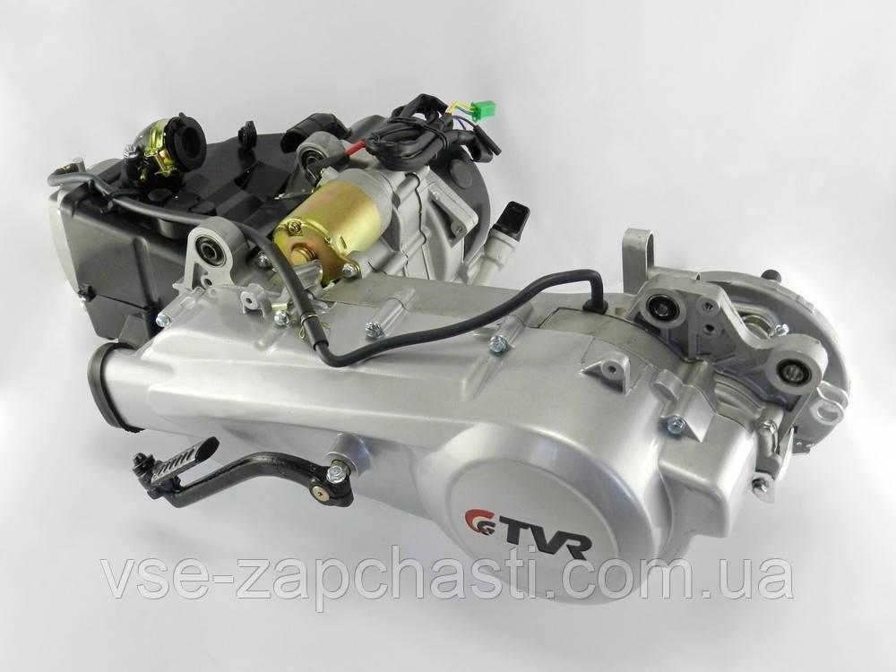 Двигатель 4т GY6-150сс TVR