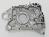 Картер 4т GY6-125/150сс колесо 13 (правый) мален (152QMI/157QMJ), фото 2